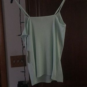 Juicy Couture Tops - NWT Juicy Couture Juniors Bling Mint Tank Top L